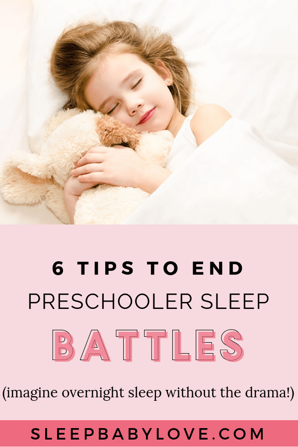 Why Won't Your Toddler Or Preschooler Sleep Like They Should? Why Is Everything Such A Battle? Why Isn't Preschooler Sleep Made Easy? Click Through To Learn How To End The Preschooler Sleep Battle With These 6 Tips! Preschool Tips | Preschooler Sleep | Toddler Sleep Tips | Toddler Tips | Parenting #sleepbabylove #sleeptips #sleep #parenting #preschooler #toddler