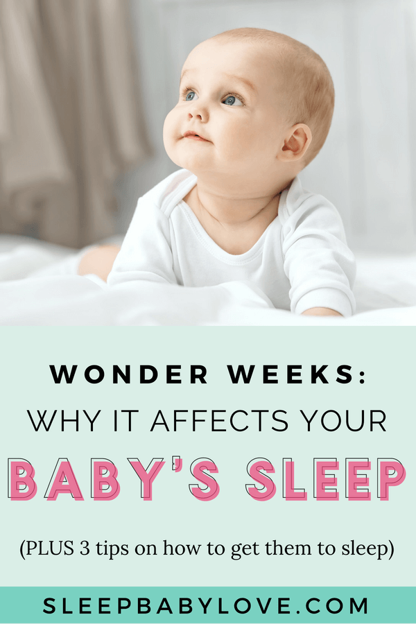 Developmental Phases, Wonder Weeks, And Mental Leaps - I'm Sure You've Heard Of These Baby Buzzwords, Right? But, Do You Know What They Actually Mean, And How They Can Affect Your Baby's Sleep? And Trust Me When I Say, THEY WILL Whether You're Ready For It Or Not. Click Through To Learn About The 10 Major Mental Leaps And Their Correlation To The Wonder Weeks And What You Can Do To Help Your Little One Achieve A Good Night's Rest. #sleepbabylove #sleeptips #sleepthroughthenight #babysleep #babies #milestones #wonderweeks #babydevelopment
