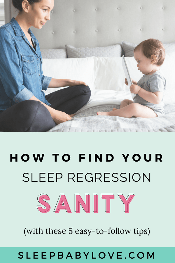 Sleep Regressions. They're One Of Those Not-so-magical Terms That All Your Non-mom Friends Have Probably Never Heard Of, But You're Now Getting To Know All-too-well. Click Through To Find Out Which Sleep Regression Your Baby Or Toddler Might Be Struggling With, And What You Can Do To Help Them Get Back To A Solid Sleep Schedule. Sleep Regressions | Baby Sleep Tips | How To Get Your Baby To Sleep | Toddler Sleep #sleepbabylove #sleeptips #sleepthroughthenight #babysleep #babies #toddlersleep #regressions