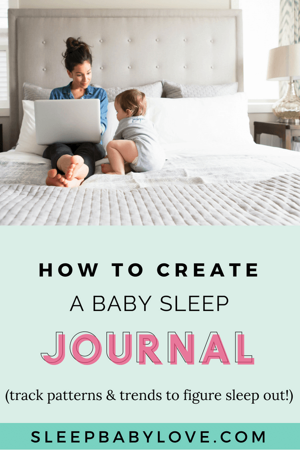 A Sleep Log Is The Best Way To Detect Patterns And Track Trends In Your Child's Sleep. A Sleep Log Will Help Ensure Your Baby Is Getting The Right Amount Of Total Sleep. Click Through To Learn How You Can Make Your Own Baby Sleep Log And Monitor Their Sleep Patterns! Baby Sleep Tips | How To Get Your Baby To Sleep | Newborn Sleep | Parenting #sleepbabylove #sleeptips #sleep #parenting #newmom #babysleep #newborn